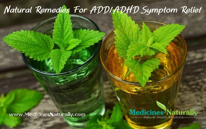 Natural Remedies For ADD (Attention Deficit Disorder)
