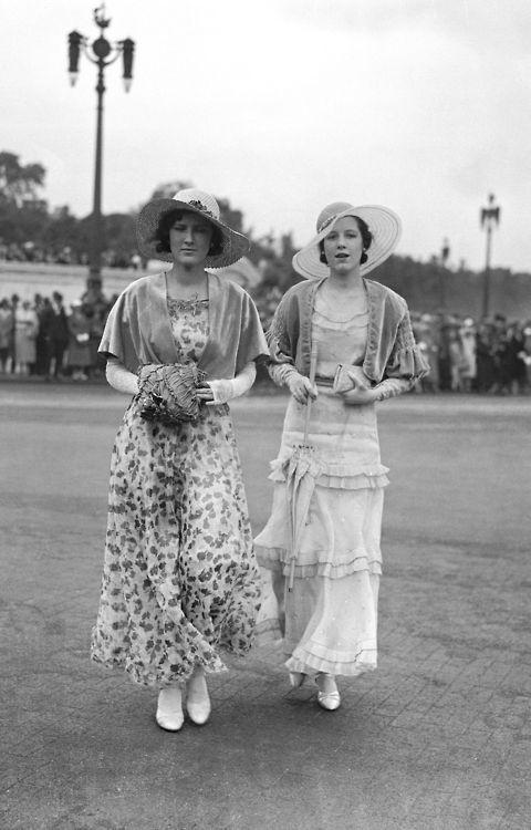 The Royal Garden Party 1932