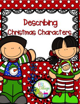 Describing Christmas Characters {First  Fifth grade}First Grade - Second Grade  Third Grade  Fourth Grade  Fifth Grade {Common Core Aligned}This set has been created to help 1st-5th  grade students to develop reading and writing skills while describing Christmas characters.This set includes 45 pages:6 Character profiles templates {designed for first graders} (each template features a character) 6 character description templates where students will write about the characters physical…
