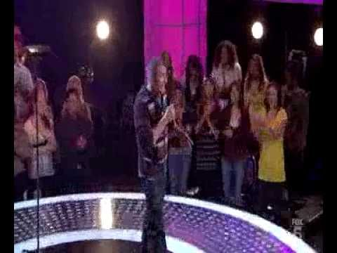 """VIDEO: (click image to view) Chris Richardson - """"Geek in the Pink"""" from American Idol"""