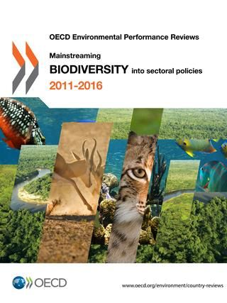 OECD EPR on mainstreaming biodiversity 2016  The OECD Environmental Performance Review (EPR) chapters on biodiversity conservation and sustainable use are intended to assess how well the reviewed country has done in achieving its biodiversity-related objectives, in terms of both environmental effectiveness and economic efficiency of policies and measures, and to provide recommendations for improving future policies and performance. These chapters also include a section on mainstreaming…