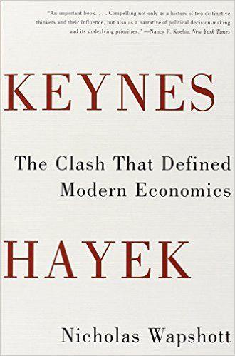 49 best my investing books images on pinterest book lists keynes hayek the clash that defined modern economics nicholas wapshott 9780393343632 amazon fandeluxe Choice Image
