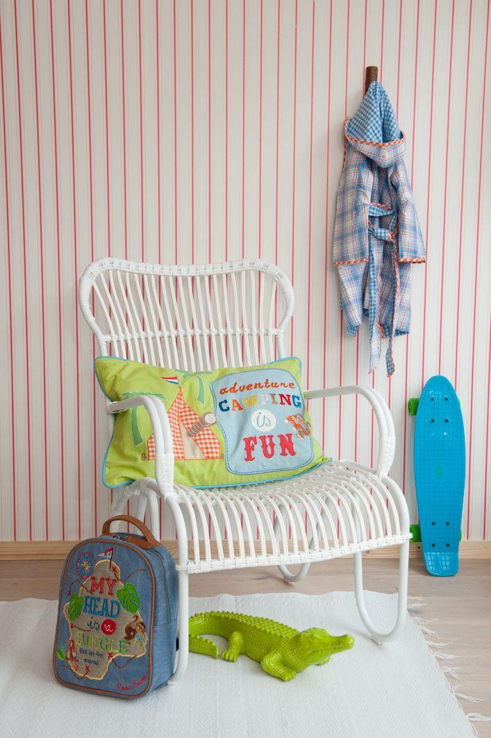 Room Seven Boys bedding & wallpaper S15