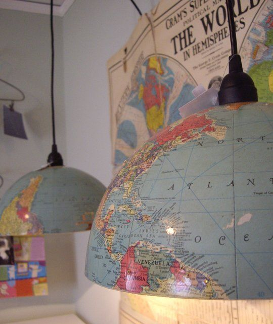 Fancy - Globe Pendants