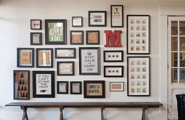 Would love to do this in my hallway!