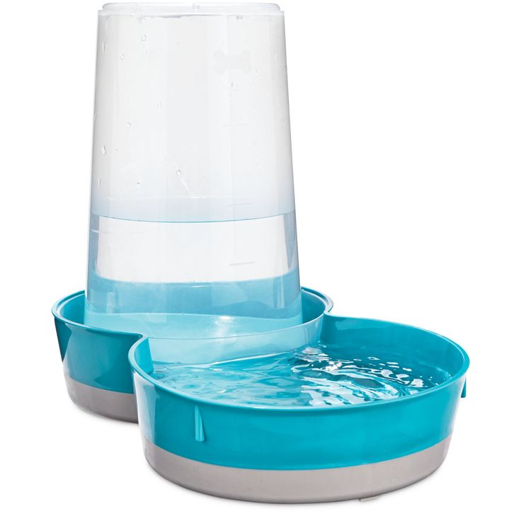 You+&+Me+Gravity+Feeder+or+Waterer+for+Pets+in+Blue+-+Replenish+your+pet's+bowl+even+when+you+are+away+with+the+You+&+Me+Gravity+Feeder+or+Waterer+for+Pets+in+Blue.++This+plastic+pet+bowl+uses+a+gravity+feeding+system+to+ensure+your+furry+friend+has+a+fresh+supply+of+food+or+water. - http://www.petco.com/shop/en/petcostore/product/you-and-me-gravity-feeder-or-waterer-for-pets-in-blue