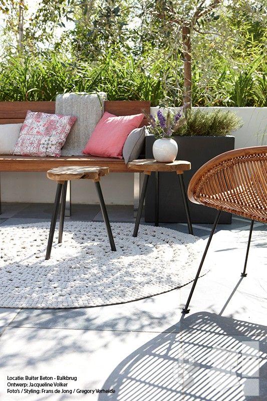 60 besten portfolio binnen buitentuin met vtwonen buitentegels bilder auf pinterest frisch - Moderne buitentuin ...