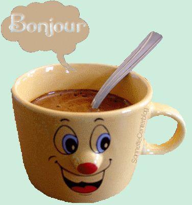 Bon matin!!!