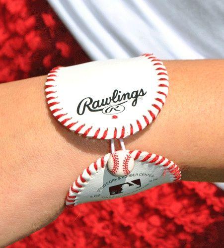 baseball bracelets | Baseball Bracelet Picture & Image | tumblr
