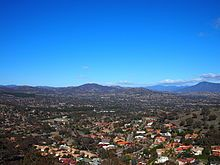 View from Mount Wanniassa. Two public schools are in the suburb of Wanniassa. Wanniassa School Preschool to Year 10 and Wanniassa Hills Primary School.