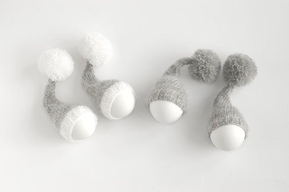 Christmas in gray by Madara on Etsy