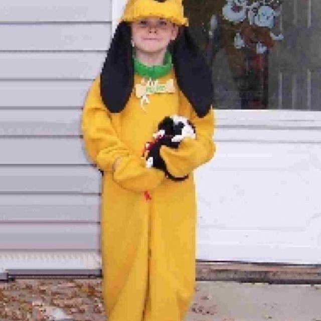 pluto costume - Google Search