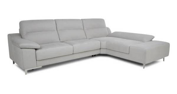 Guest Left Hand Facing 3 Seater Corner Sofa Bed Momentum | DFS