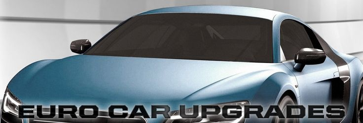 Euro car upgrades provides electronic and other parts for Audi such as genuine navigation, bluetooth, maps, headlights, chip tuning, rear view camera etc at  affordable prices.