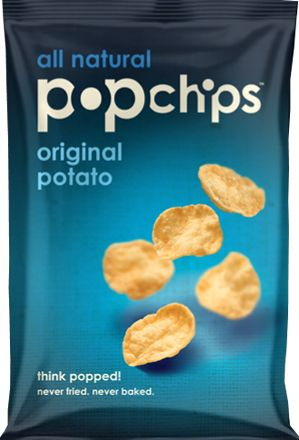 Get poppin' - popchips review and giveaway!