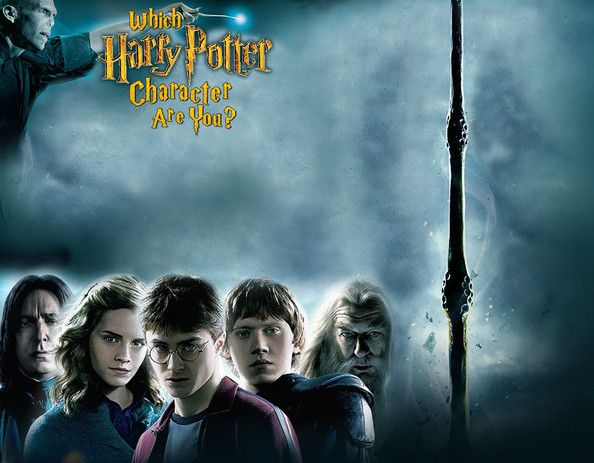 Which 'Harry Potter' Character Are You? - Quiz - Zimbio  I got Harry Potter!!