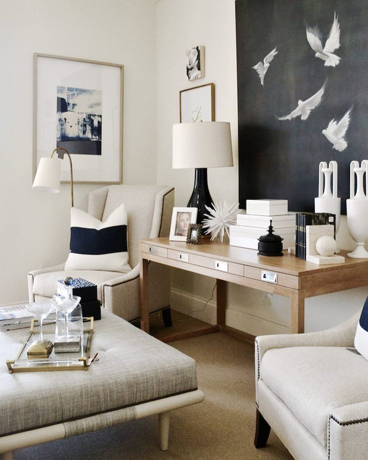 Love this great corner by @shopsummerhouse So chic and sophisticated. We had to try and recreate the magic. Check out our latest room redo on the blog today: http://wp.me/p7r27P-4ru or @liketoknow.it http://liketk.it/2pmn7 #liketkit #CopyCatChic