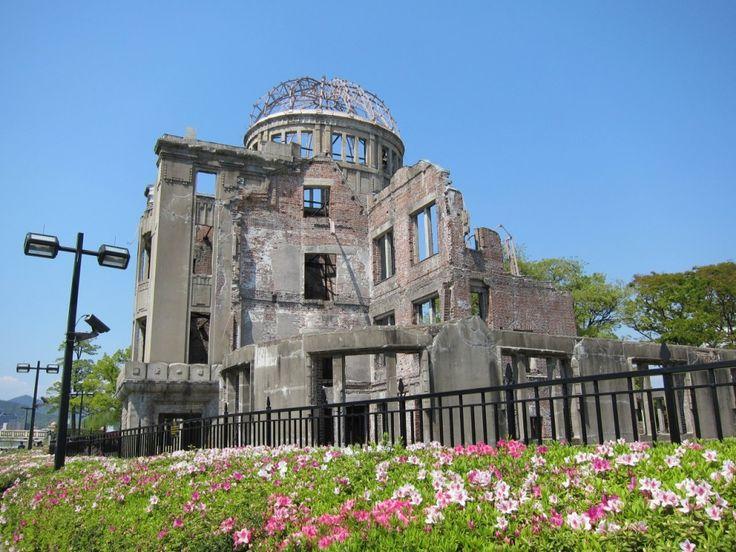 Patrimônio da Humanidade #7: Memorial da Paz de Hiroshima  Hiroshima Convention & Visitors Bureau