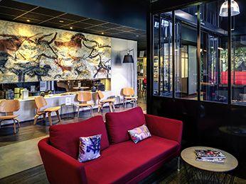 Hotel PERIGUEUX - Hôtel Mercure Périgueux Centre