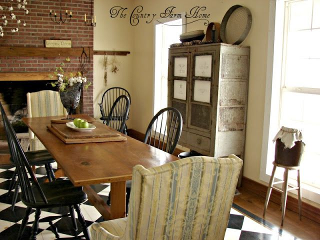 Country Farmhouse Kitchen 491 best plain & simple farmhouse style images on pinterest