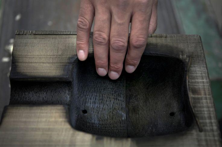 Dřevěná forma pro budoucí výrobek