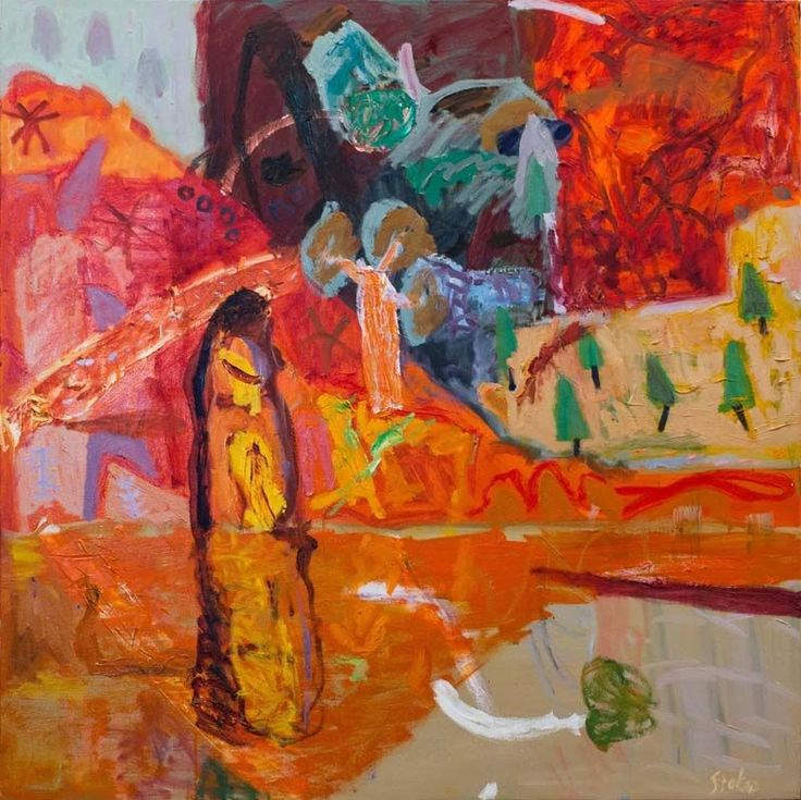 Ndhala gorge 3 by Sally Stokes