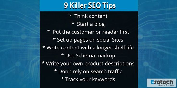 Are you doing #SEO the right way? Is your SEO strategy failing you? Check out these exemplary SEO tips to better promote your business on search engines.