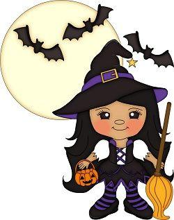 malá čarodejka