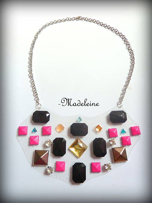 -Madeleine- / Fresh nEcklaCe