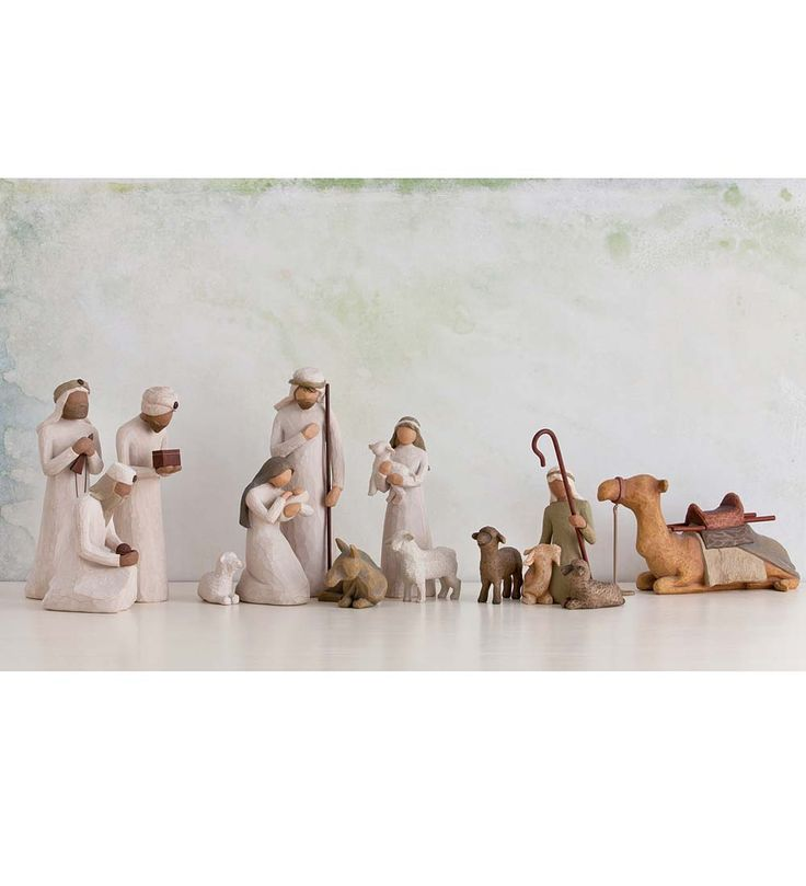 Willow Tree® Nativity Set, 6 Piece In Collection Accessories