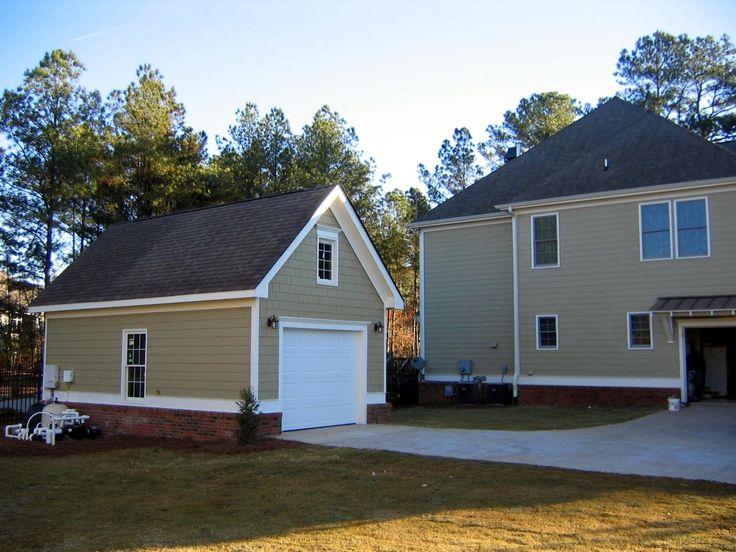 Detached garage detached garage cost on detached garage for Detached 3 car garage plans with apartment
