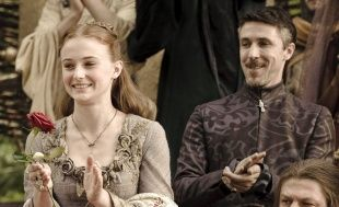 Sansa Stark and Petyr Baelish (Littlefinger) - Game of thrones