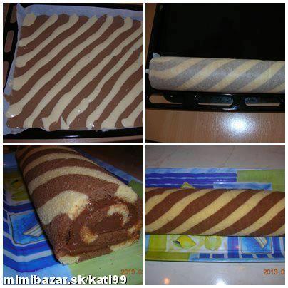 Nutella rolád