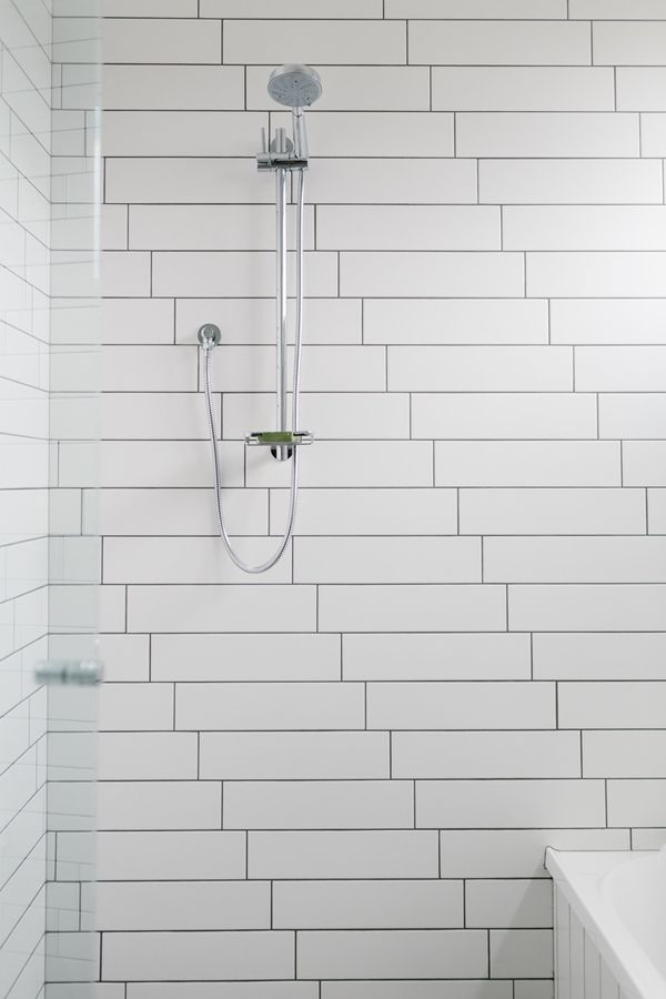 Interesting Bathroom Subway Tile Pattern For Different Installations L Throughout Inspiration Decorating