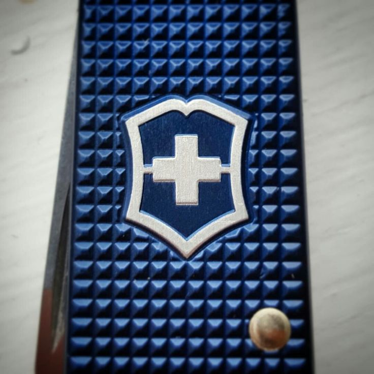 @everydayknifeguy got his #SwissArmyKnife ready for a close up. Looks great! #VictorinoxSwissArmy  #edc #multitool #alox #style #limitededition