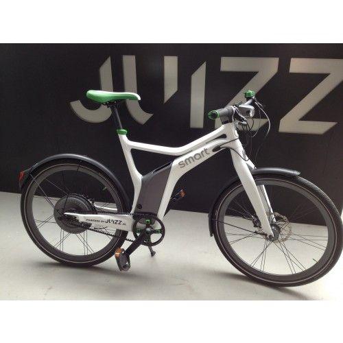 Smart e-bike! Een elektrische fiets waarbij uitgekiende functionaliteit is verenigd met geavanceerde technologie en buitengewoon design.