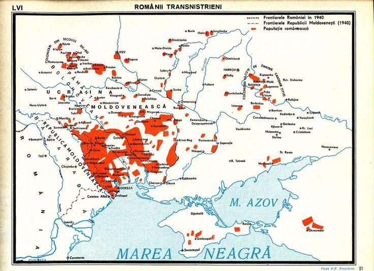 Românii uitați, moldovenii de dincolo de Bug