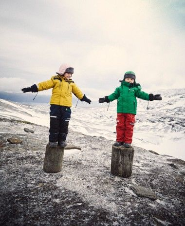 Didriksons Hamres Kids Ski Jacket #Ski #Snow #Kids