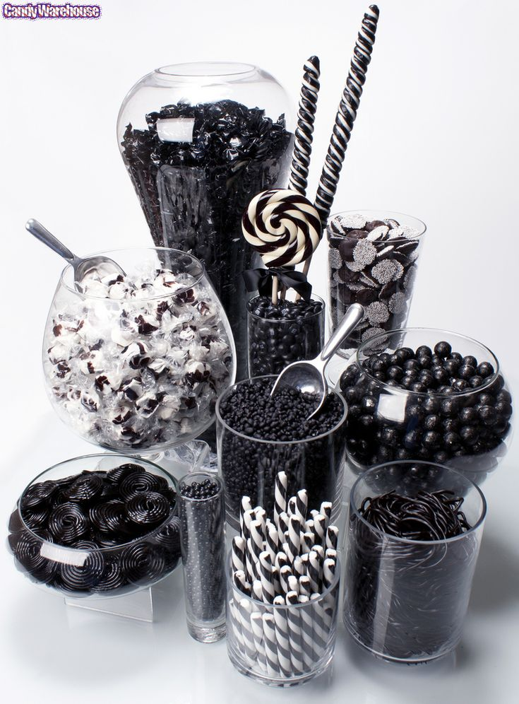 Black Candy Buffet! | by candywarehouse