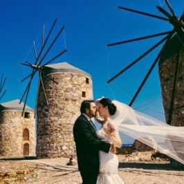 Chios island: One of the top wedding locations in Greece