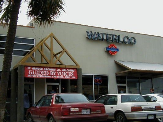 Waterloo is the kind of record store you always wanted to loiter at in the 90's -- an overwhelming amount of great albums on both vinyl and CD and a staff who will spend all day talking about it without you. Throughout SXSW and the year, they have live shows with free beer too.
