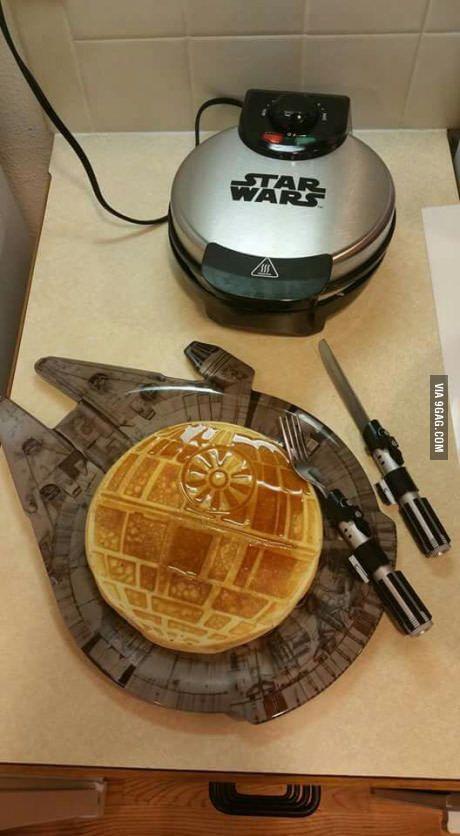 Too much Star Wars