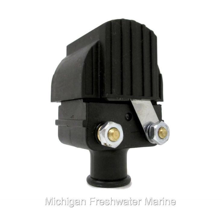 Mercury Mariner Outboard Ignition Coil  6-225 HP  #Mercury #Mariner #Outboard #IgnitionCoil #7370A13 #832757 #MichiganFreshwaterMarine