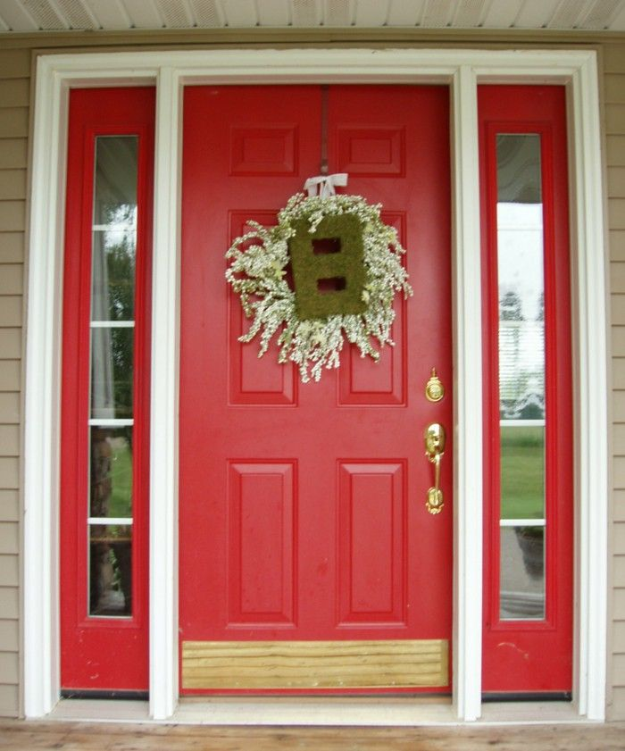 Front Door Address Decal   Welcome Door Vinyl Decal   Vinyl Wall Art    Family Vinyl Decals   Room Decor Decorative Wall Decals
