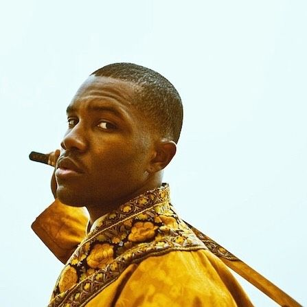 So...new Frank Ocean album this month.