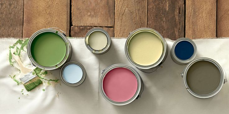 We've rounded up our editors' all-time favorite paint colors.