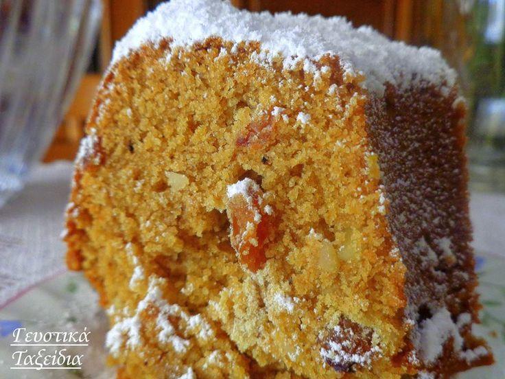 Κέικ νηστίσιμο με ελαιόλαδο - Daddy-Cool.gr