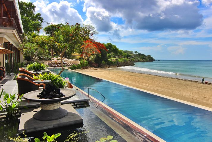 Best Resorts in Bali for Couples: Four Seasons Jimbaran