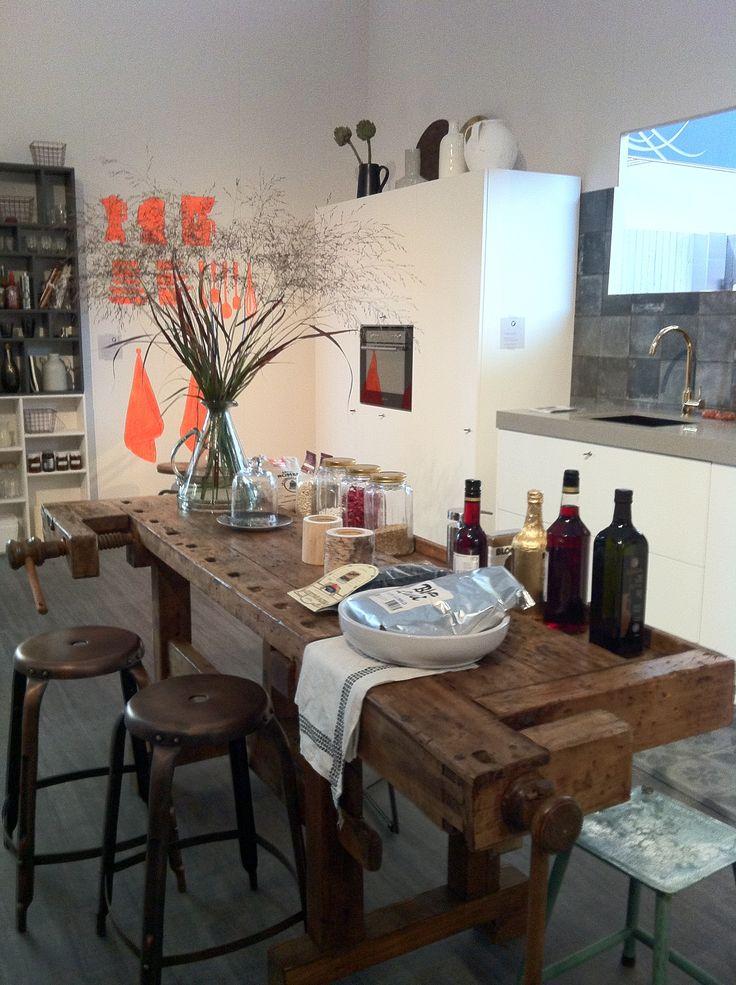 VT wonen huis * keuken * woonbeurs 2014 * Peet likes