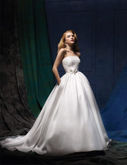Wedding Dresses by Alfred Angelo | Confetti.co.uk | #weddingdress #bridalwear